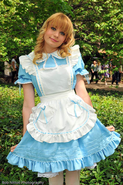 Alice in wonderland - 1 part 7