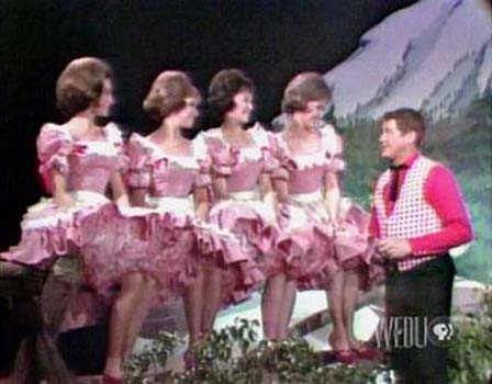 lawrence welk show dresses