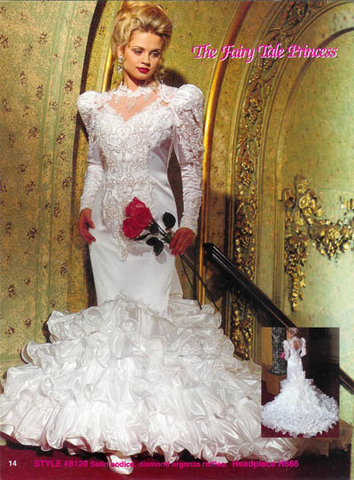 Pictures Of Wedding Dresses