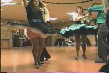 Irish dancing upskirt