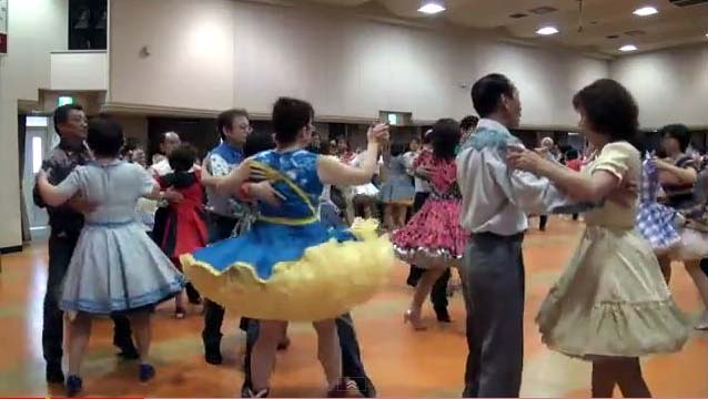 how to call a square dance